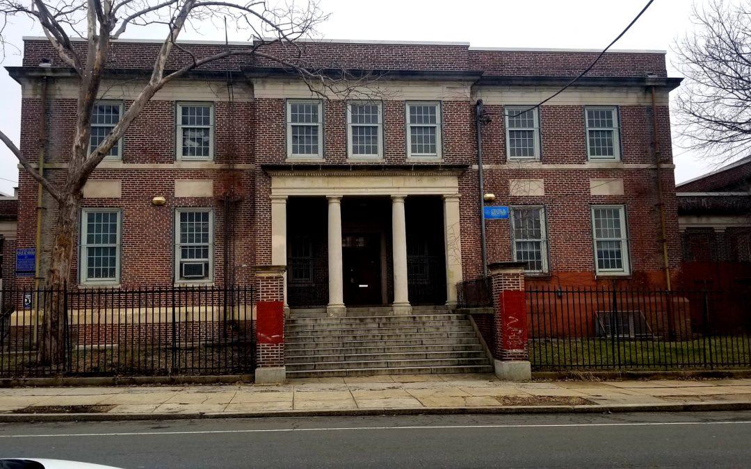 City of Philadelphia Rebuild Project Cecil B Moore Recreation Center
