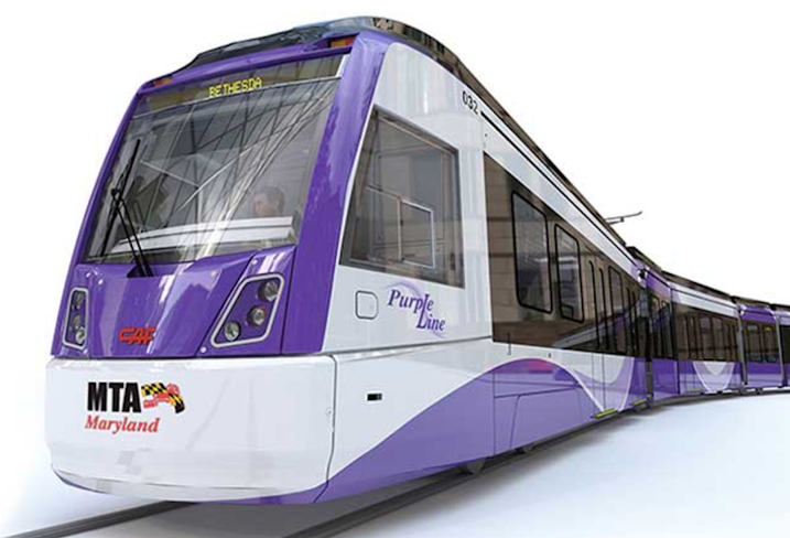 Maryland Transit Administration  General Engineering Consultant (GEC)  Purple Line Light Rail Project Baltimore, MD