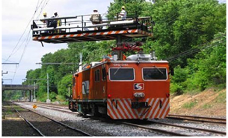 SEPTA Survey and Design of Catenary for Carmel Interlocking Project