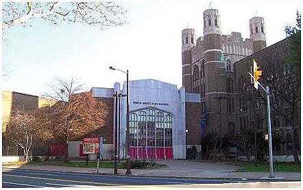 School District of Philadelphia Capital Improvement Program Simon Gratz High School Philadelphia, PA