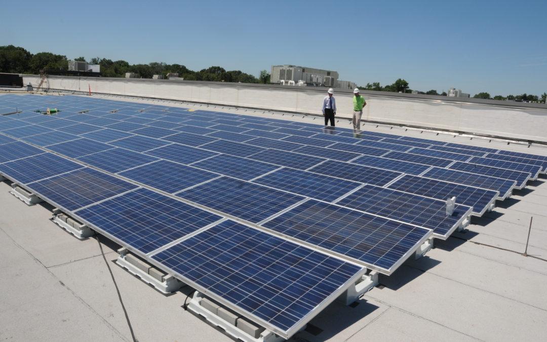 QUAKERTOWN SCHOOL DISTRICT – Rooftop Solar PV Panels