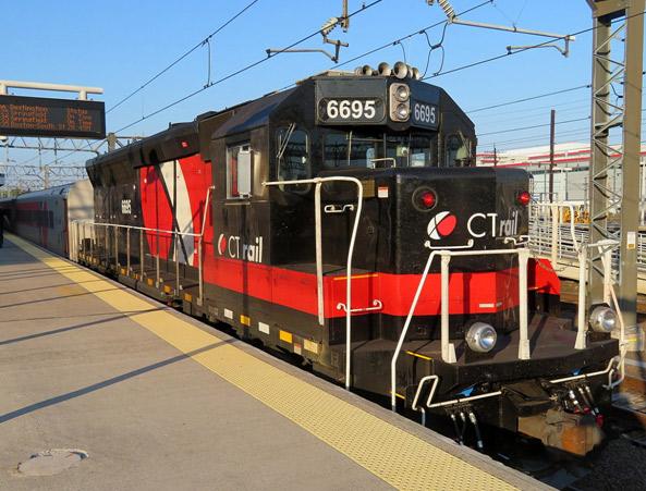 Amtrak – New Haven-Hartford- Springfield High-Speed Corridor Improvements